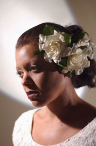 Kim Nalley as Billie Holiday