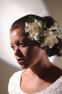 Kim Nalley as Billie Holiday