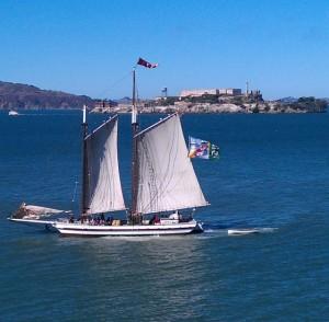 schoonerbarge