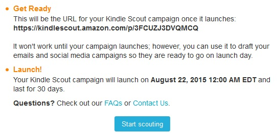 Scout-launch