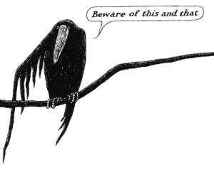 birdbeware