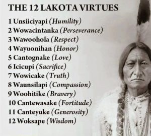 12lakotavirtues