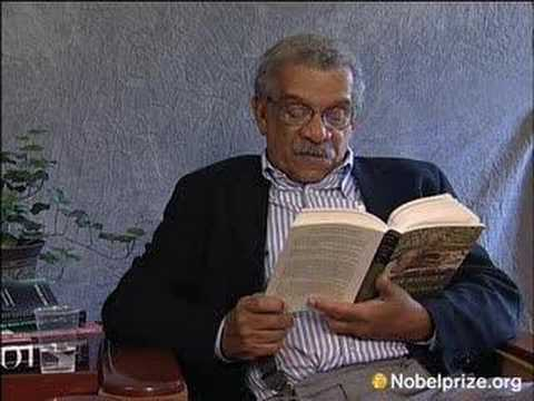 a literary analysis of the sea is history a poem by derek walcott Derek walcott, a nobel laureate in literature who became one of the english-speaking world's most renowned poets by portraying the lush, complex world of the caribbean with a precise language.